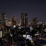東京通訳センターから見た夜景 その2