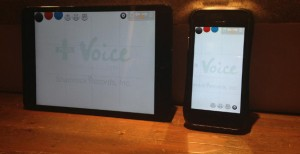 『UD手書き』iPad版とiPhone版